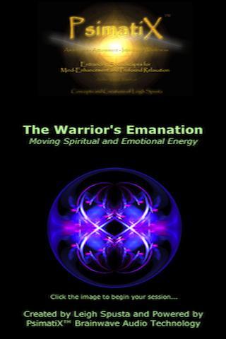 玩免費生活APP|下載Warriors Emanation SoundScape app不用錢|硬是要APP