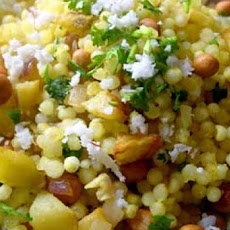 Simple And Flavourful Sabudana Khichdi(To be had during fast)