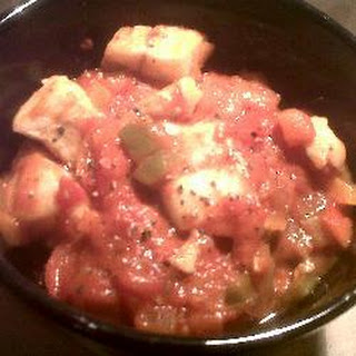 Mediterranean Inspired Fish Stew
