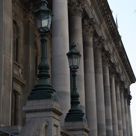 Adelaide Parliment House 1 by Sean Heatley - Buildings & Architecture Public & Historical ( parliment house, homeh, south australia, building, australia, street, adelaide, historical, public, city )
