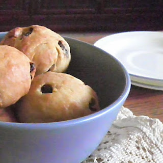 Raisin Buns Yeast Recipes