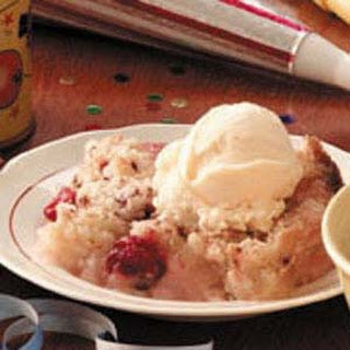 Favorite Cranberry Apple Crisp