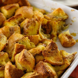 Grands!® Jr. Banana-Peanut Butter Bread Pudding