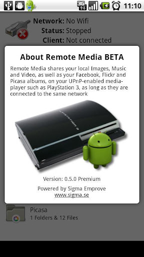 Remote Media