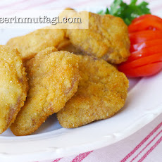 Paneed Chicken Liver