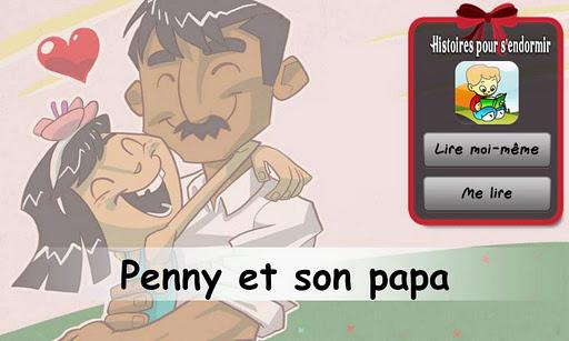 Penny et son papa