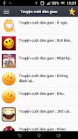 Screenshot of Truyen cuoi tong hop