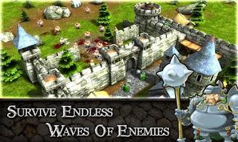 Screenshot of Siegecraft Lite