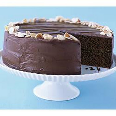 Best Ever Chocolate Fudge Layer Cake