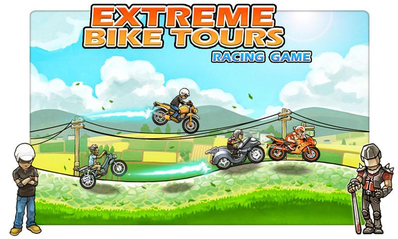 Extreme Bike Tours Screenshot