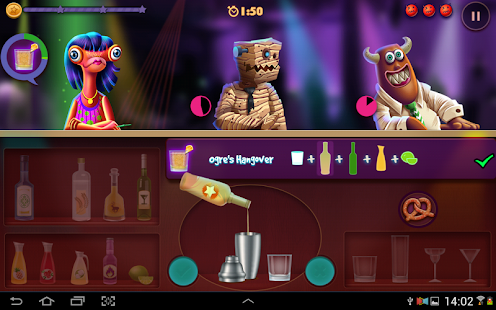 Mixologist - screenshot
