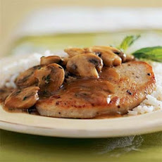 Turkey Marsala