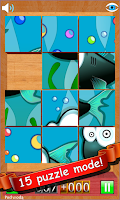 Screenshot of Cartoon Puzzle