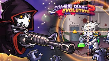 Screenshot of Zombie Diary 2: Evolution