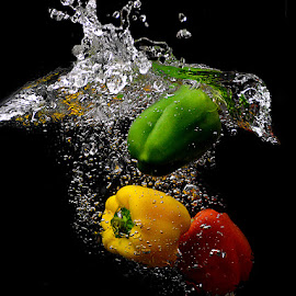 Splash of colors by Rakesh Syal - Food & Drink Fruits & Vegetables (  )