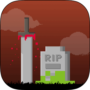 Bloody Pixel Zombies Icon