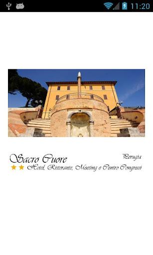 Hotel Sacro Cuore Perugia