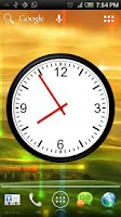 Screenshot of Analog Clock - Classic Theme
