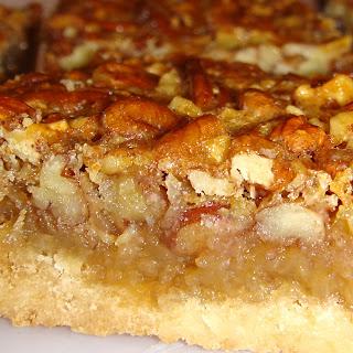 Gluten Free Pecan Bars Recipes
