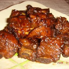 Sweet and Sour Pork Spare Ribs
