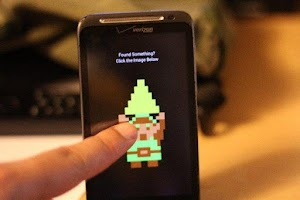 Screenshot of Zelda Found Item
