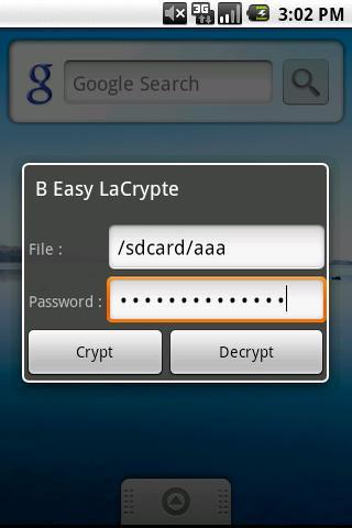B Easy LaCrypte
