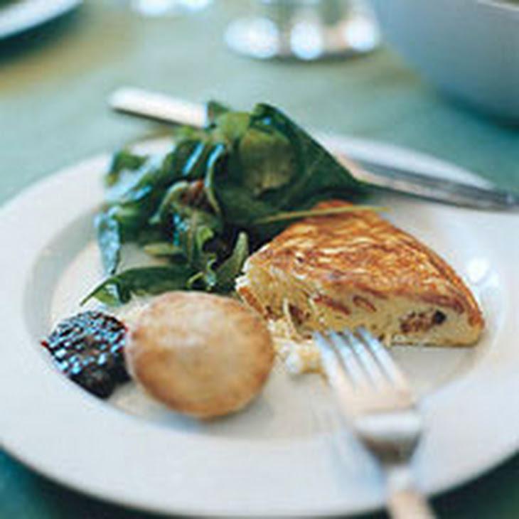 Bacon and Cheese Frittata Recipe | Yummly