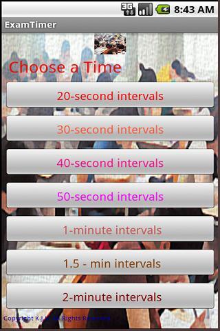 考试计时器=考試計時器