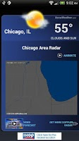 Screenshot of ABC7 Chicago Alarm Clock