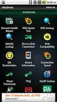 Screenshot of UltraTools Mobile v1.1