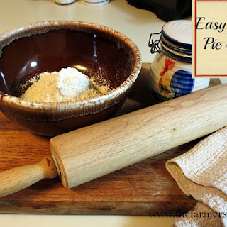Easy Homemade Pie Crust