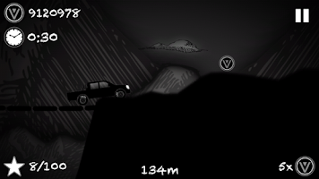 Screenshot of Hill Racing To Limbo