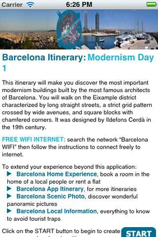 Barcelona Itinerary Mod-D1