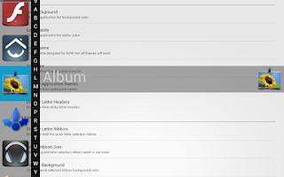 Screenshot of GYF Side Launcher Beta