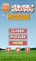 Screenshot of Hex Jewels Puzzle