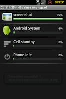 Screenshot of Battery Calibrator