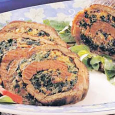 Spinach-Stuffed Steak