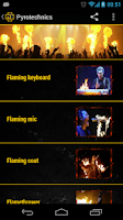 Screenshot of Rammstein Unofficial App