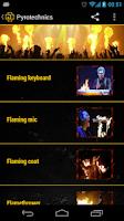 Screenshot of Rammstein Unofficial App