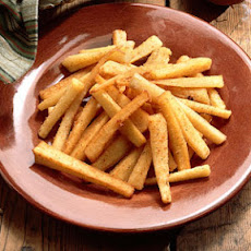 Fried Parsnips