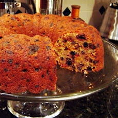 Coffee Fruitcake
