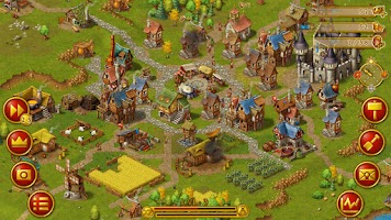 Screenshot of Townsmen Premium