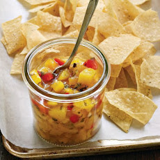 Fiery Peach Salsa from 'Little Jars, Big Flavors'