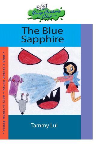 EBook - The Blue Sapphire