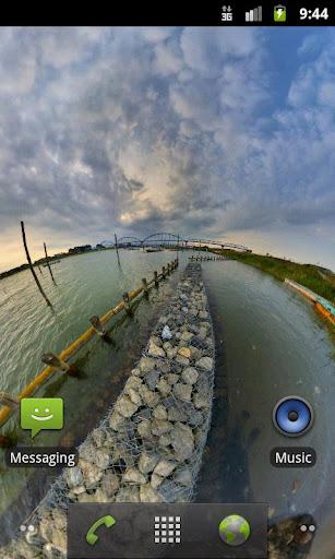 Panorama Live Wallpaper