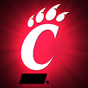 Cincinnati Bearcats Clock icon