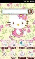 Screenshot of HELLO KITTY Theme37