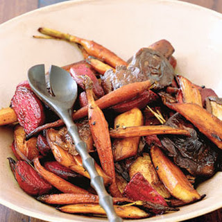 Cider-Roasted Vegetables