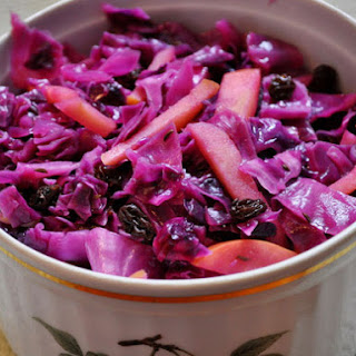 Red Cabbage With Raisins Recipes