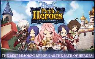 Screenshot of Ragnarok : Path of Heroes